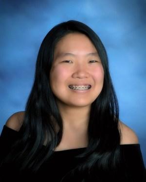 Tahquitz High School's Valedictorian Kiyomi Sugita
