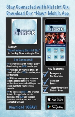 District Six has unveiled a new mobile app