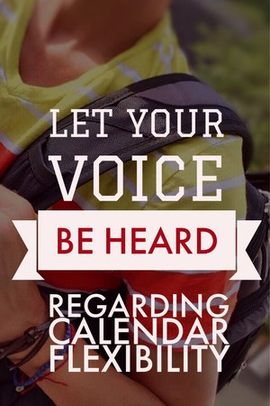 let your voice be heard calendar survey.JPG