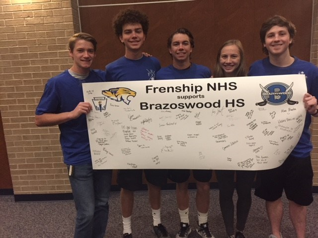 Brazoswood Donation
