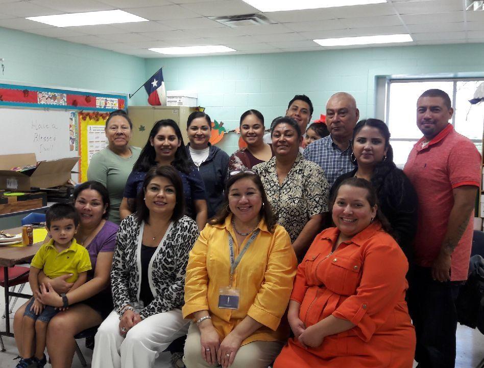 Parent Volunteer Appreciation Luncheon 11/14/17