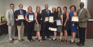 Gold Ribbon Awards for Fruitvale Schools