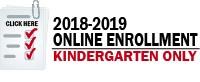 2018-2019 Online Enrollment Link