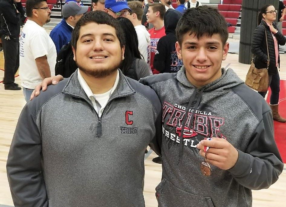 Luciano Manzo Qualifies for CIF Boys State Wrestling Championship