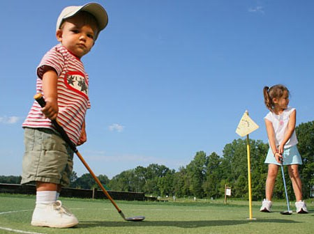 TGA Golf: Learn to Play Golf at Cedar Crest! Featured Photo