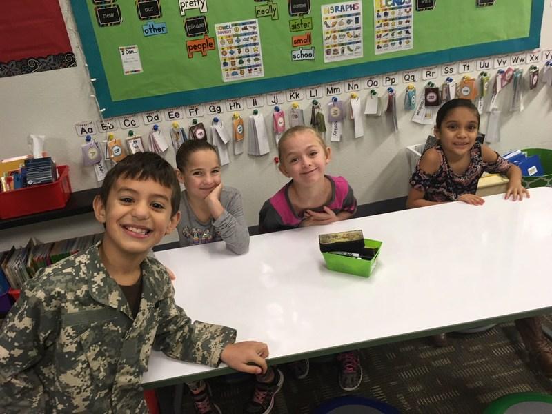 Inspired Classroom Grants Awarded Thumbnail Image
