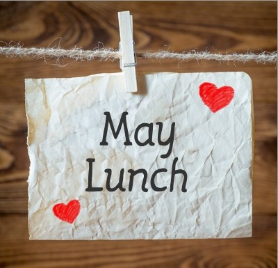 May Lunch Menu Featured Photo