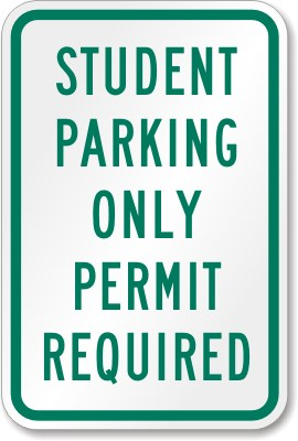 Student Parking Application and Registration '17 Featured Photo