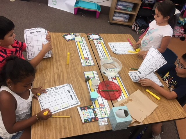 1st Grade Kicks off Unit Testing and STEM!  Check out pictures of the hand-on activities! Thumbnail Image