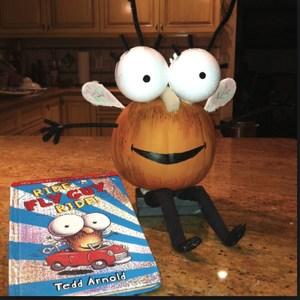 Fly Guy Pumpkin
