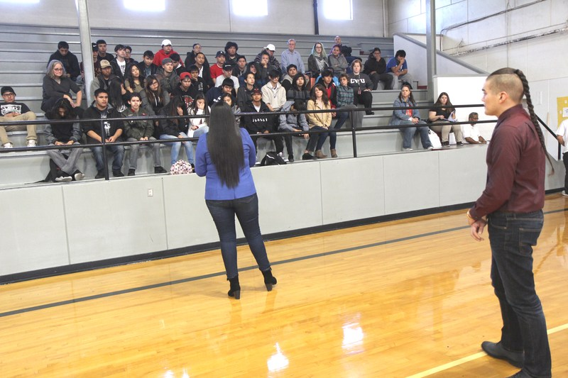 PACE student assembly