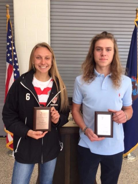High School Students Honored at Flint Metro League Academic Awards Thumbnail Image