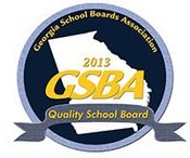 2013 Georgia School Board Association Logo