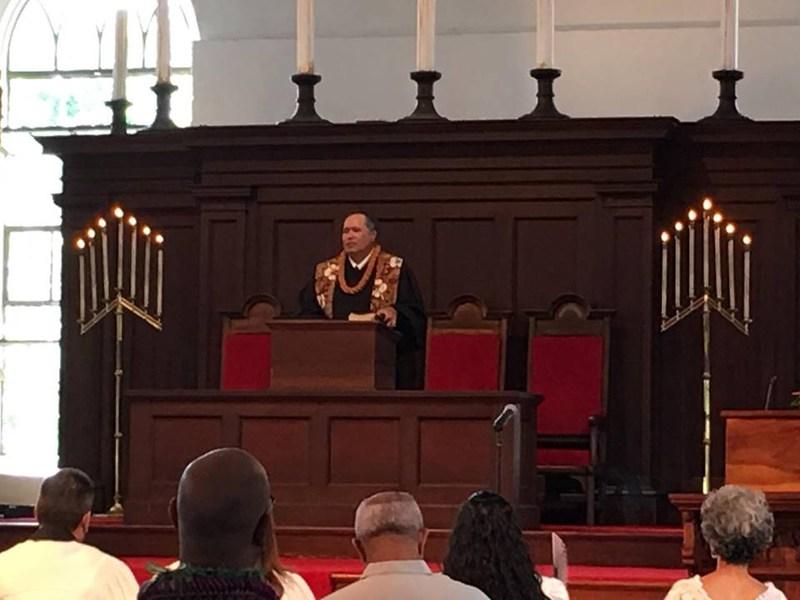 Francis Kamahele 71': Kawaiahao Church Featured Photo