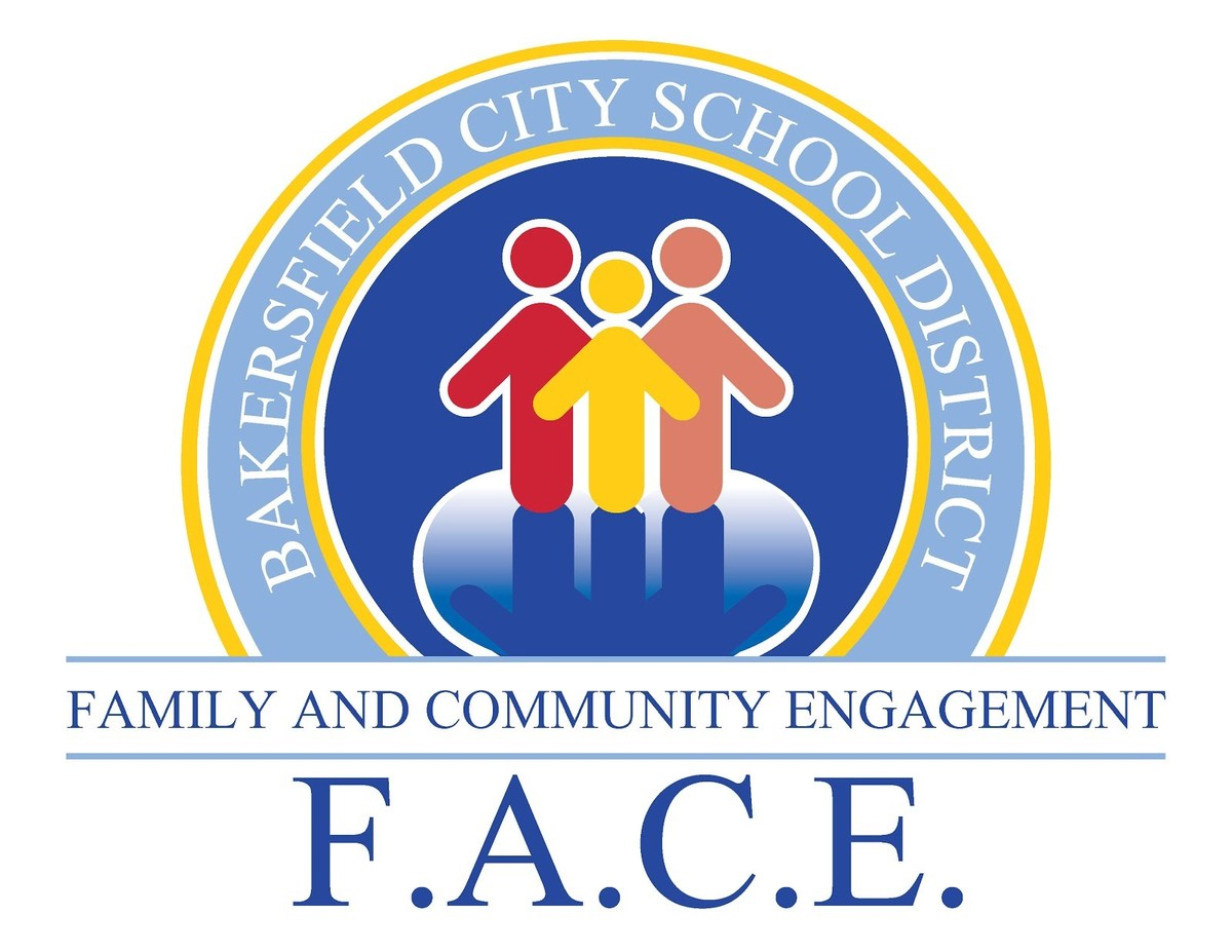 Family and Community Engagement District Logo