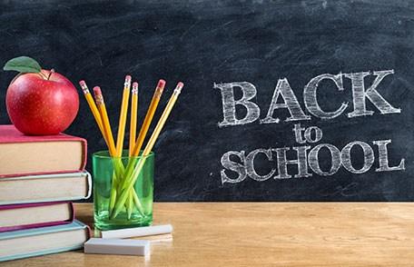 First Week of School Folders Featured Photo