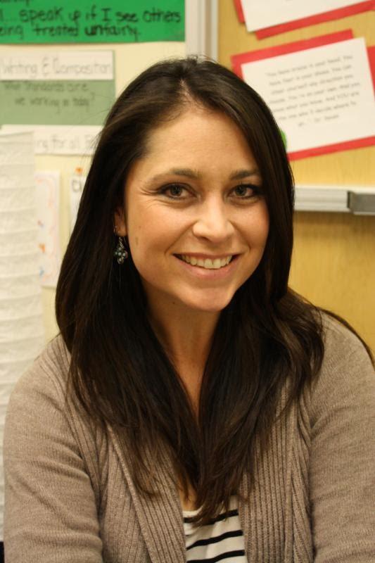 Principal Nicole Caldwell