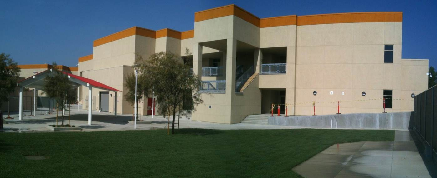Hemet High School New Classroom Building