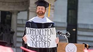 Senior Graduation Speaker -- You? Thumbnail Image