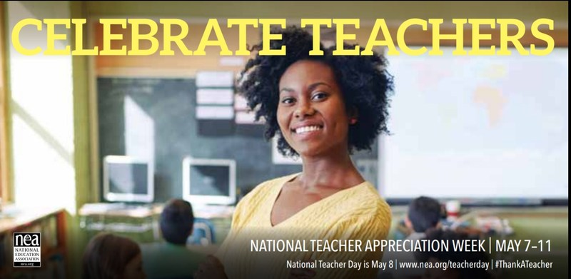 Thank You Teachers! Featured Photo