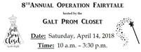 8th Annual Operation Fairytale