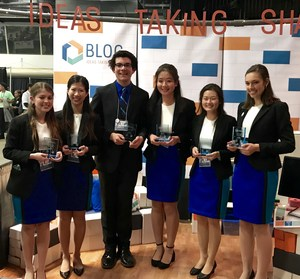 SPHS Varsity Virtual Enterprise Team