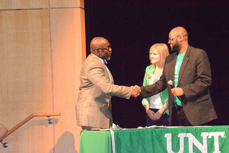Top Lancaster High School Achievers Now Guaranteed Admission to the University of North Texas Thumbnail Image