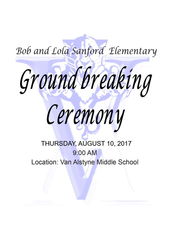 Ground Breaking Ceremony Thumbnail Image