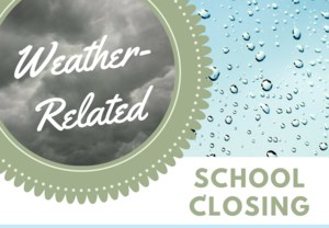 Weather Related School Closing