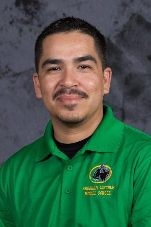 Mr. Negrete Lincoln Middle School Science Teacher