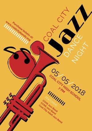 Jazz Dance Night