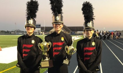 PRIDE Marching Band ROCKS the Competition! Featured Photo
