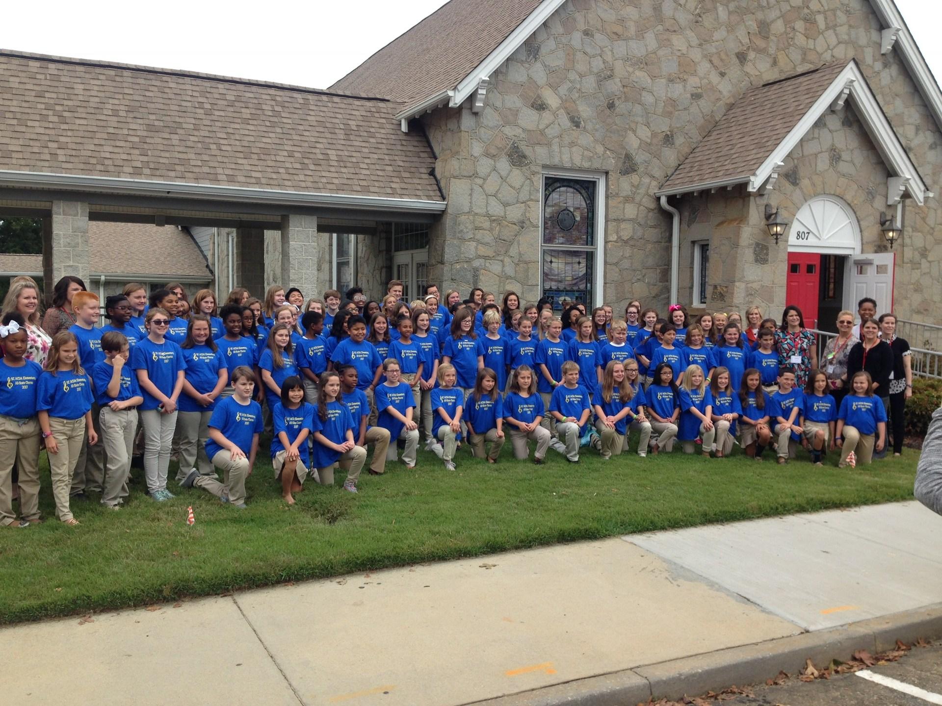 SC ACDA Elementary Honor Choir