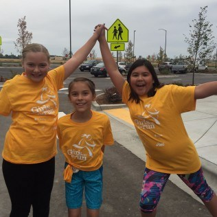 GIRLS ON THE RUN AT VAN BUREN Thumbnail Image