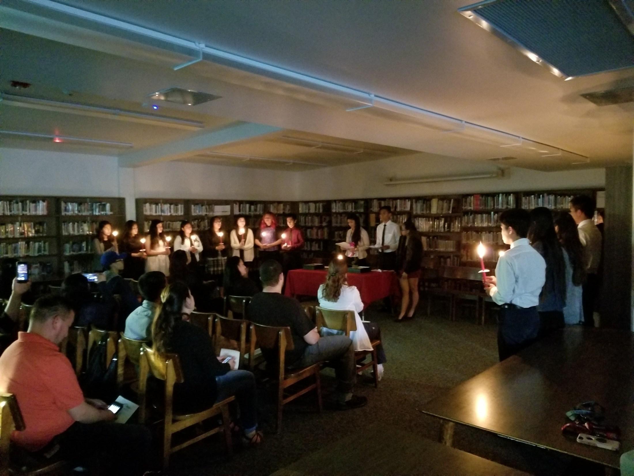 Clubs – Mr. Luis Vargas – Bolsa Grande High School