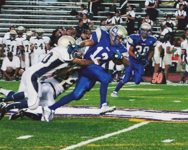 Football Football Cathedral High School