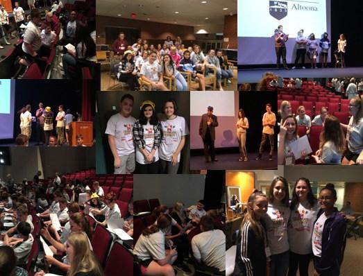 AAJHS Diversity Club @ PSU Altoona Thumbnail Image