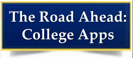 The Road Ahead: College Applications Thumbnail Image