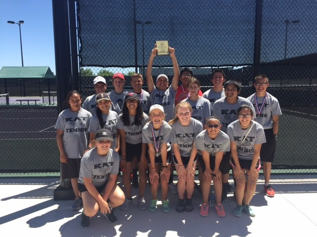 JH District Tennis Results: Thumbnail Image