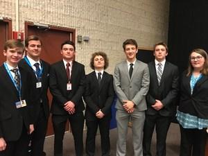 Young Entrepreneur Academy Class of 2018
