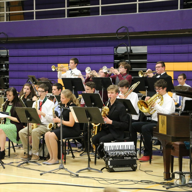 County Band, District Band and Orchestra Thumbnail Image