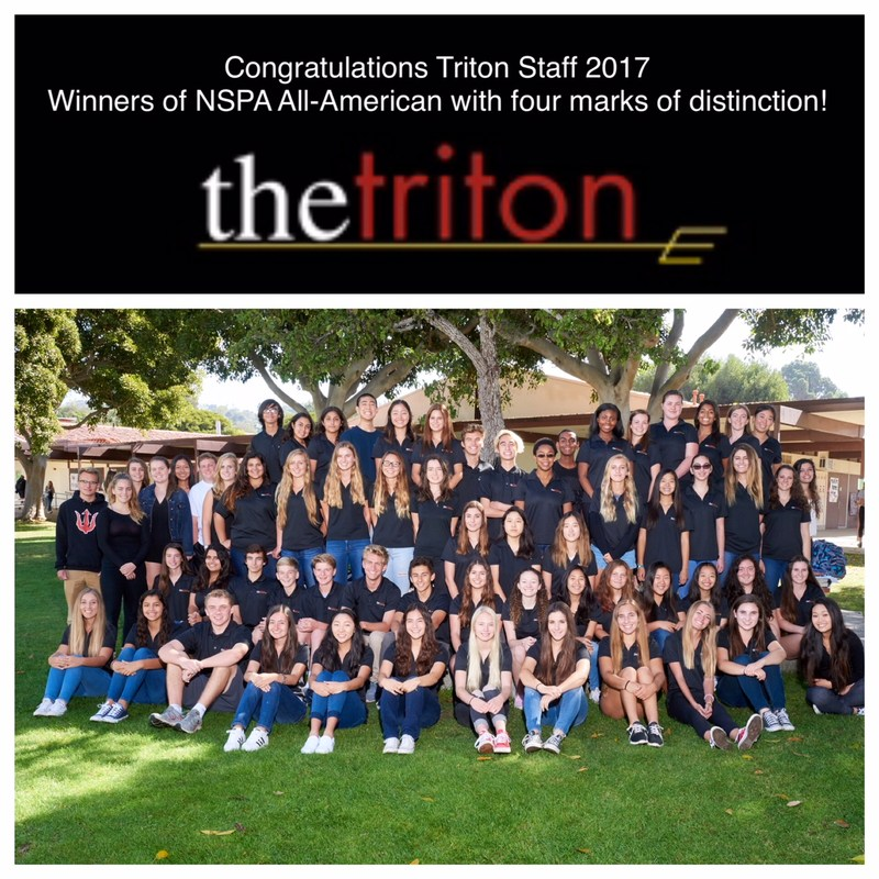 Triton Yearbook -
