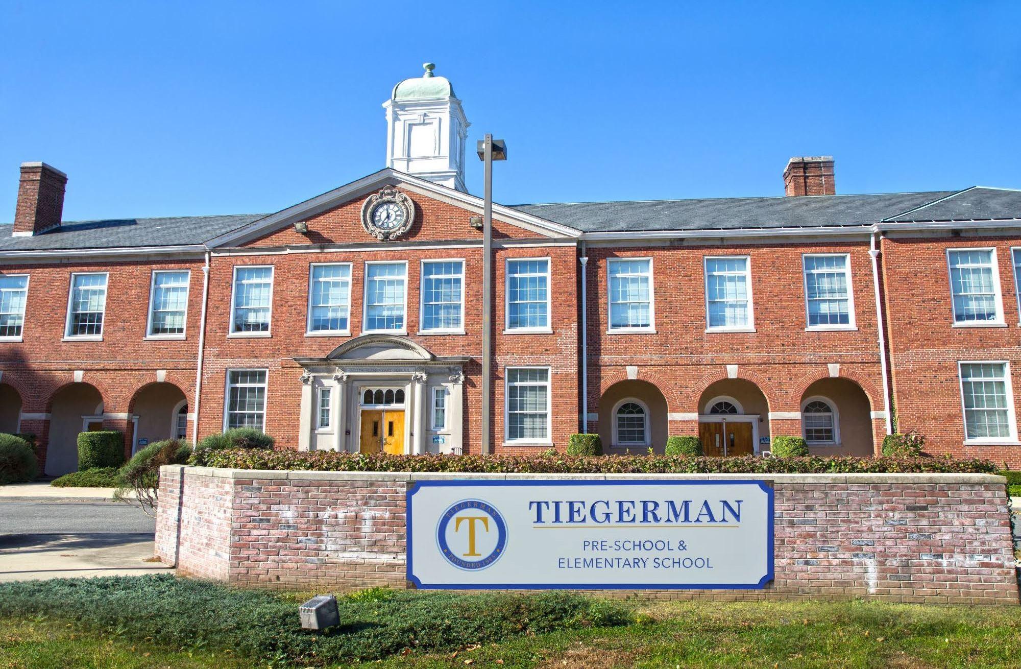 Tiegerman Pre-K & Elementary Image