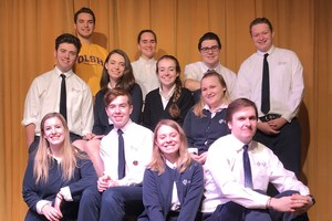 State Drama Competition Team