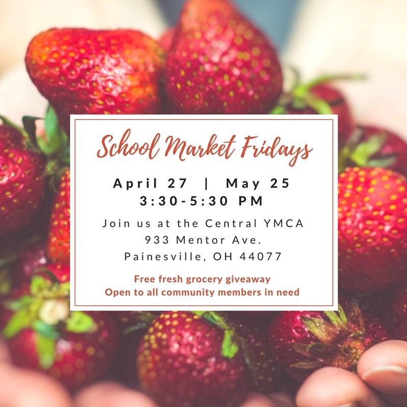 School Market Fridays Thumbnail Image