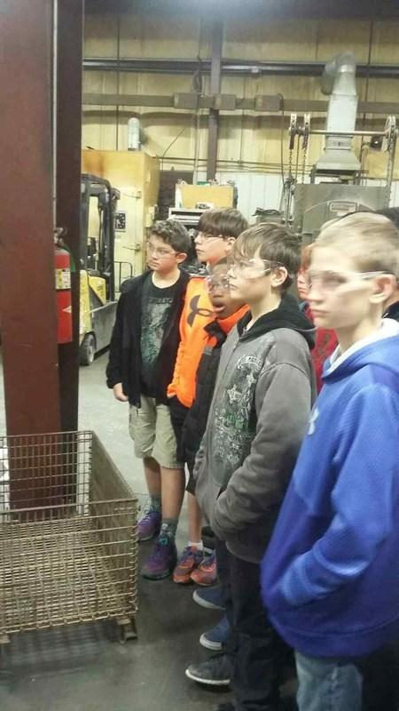 6th Grade Boys Visit SEK-tam Thumbnail Image