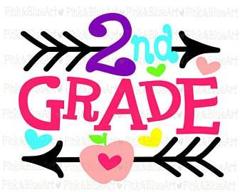 2nd Grade Clip Art