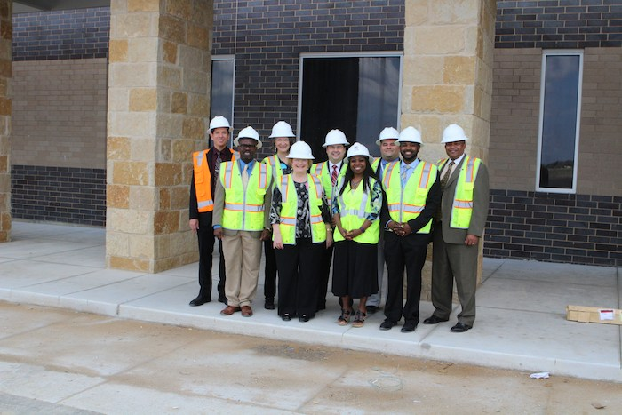 New Tech CEO Tours Lagos Elementary at Manor ISD Thumbnail Image