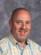Assistant Principal Andy Poole