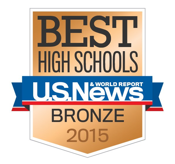 Bronze 2015 – US News & World Report